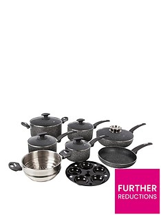 tower-infinistone-9-piece-pan-set
