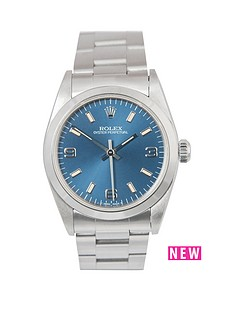 rolex-rolex-midsize-steel-oyster-perpetual-salmon-3-6-and-9-31mm-dial-stainless-steel-ladies-watch-1998