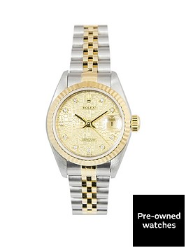 rolex-rolex-ladies-bimetal-datejust-original-champagne-jubilee-diamond-26mm-dialsteel-and-18k-yellow-gold