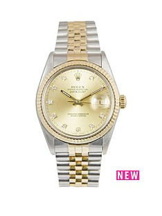 rolex-rolex-bimetal-datejust-original-champagne-diamond-36mm-dial-steel-amp-18k-yellow-gold-men039s-watch-198