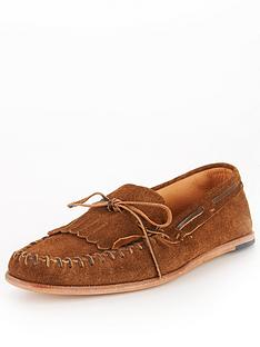 hudson-london-manuel-suede-loafer