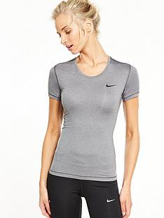 nike-pro-short-sleeved-top