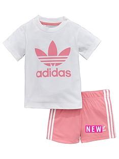 adidas-originals-baby-girls-shorts-set