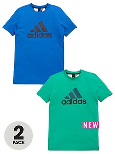 adidas-older-boys-pk-2-tee-shirts
