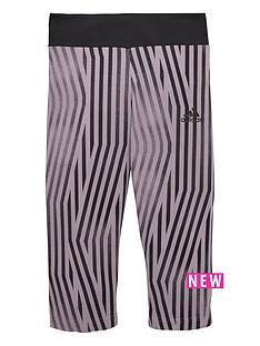 adidas-older-girls-stripe-capri-tight