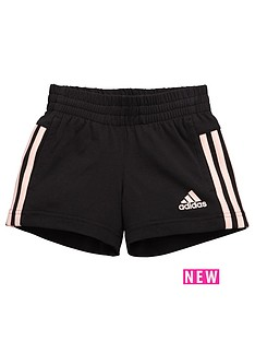 adidas-younger-girls-3s-short