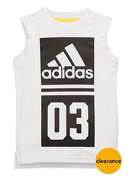 adidas-younger-boys-big-logo-tank-top