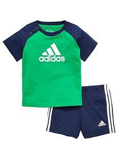 adidas-baby-boys-logo-shorts