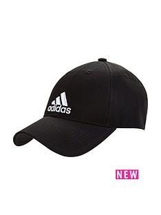 adidas-older-boys-logo-cap