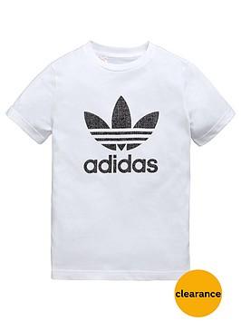adidas-originals-adidas-originals-older-boys-texture-trefoil-tee