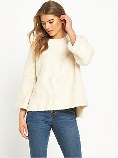 lost-ink-the-tilly-turn-back-rib-jumper--nbspbeige