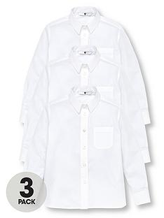 v-by-very-girls-3-pack-long-sleeved-school-shirts-white