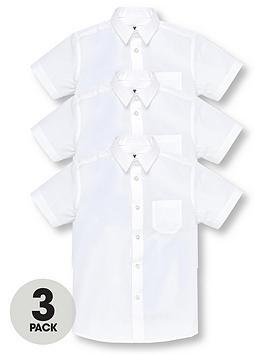 v-by-very-boys-3-pack-short-sleeved-school-shirts-white