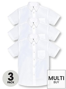v-by-very-v-by-very-schoolwearnbspboys-short-sleeve-school-shirts-white-3-pack