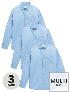 v-by-very-schoolwear-boys-long-sleeve-slim-fit-school-shirts-blue-3-pack