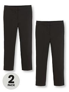 v-by-very-schoolwear-girls-woven-regular-fit-school-trousers-black-2-pack
