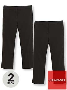 v-by-very-girls-2-pack-woven-plus-fit-school-trousers-black
