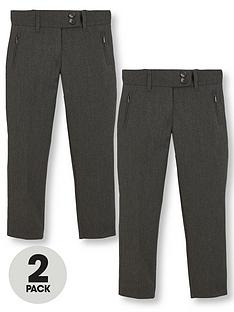 v-by-very-pack-of-2-girls-schoolwear-skinny-trousers