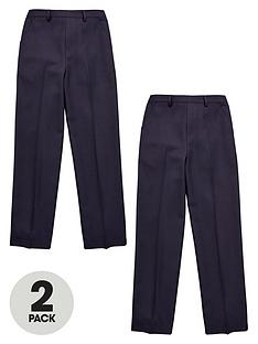 v-by-very-schoolwear-boys-2pk-pull-on-trousers