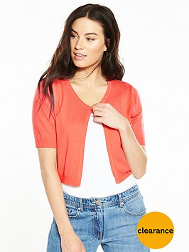 v-by-very-short-cropped-cardigan-coral