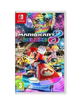 Nintendo Switch Mario Kart 8 Deluxe - Currys