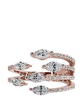 carat-london-carat-rose-gold-plated-medusa-serpentine-ring