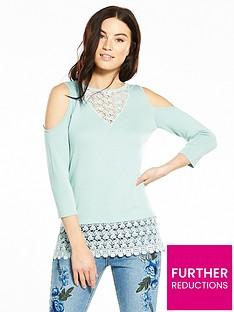 v-by-very-lace-cold-shoulder-jumper