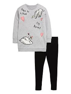 v-by-very-girls-swan-embroidered-jumper-and-leggings-set-2-piece