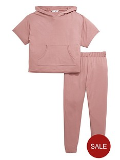 v-by-very-girls-hoody-and-bottoms-loungewear-set-pink-2-piece