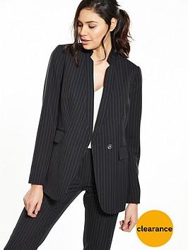 v-by-very-tailored-pinstripe-notch-neck-jacket
