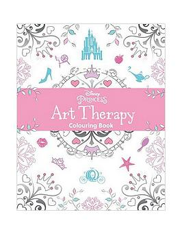 disney-princess-art-therapy-colouring-book