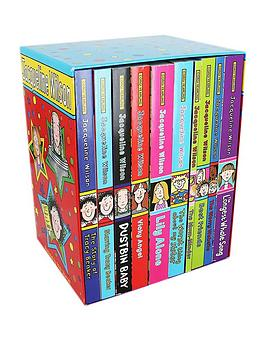 jacqueline-wilson-collection-10-book-set-new