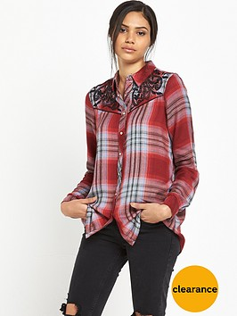river-island-long-sleeve-check-shirt-red-check