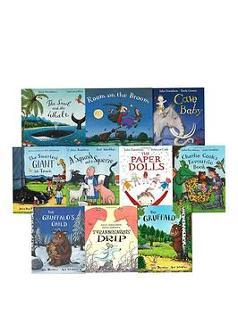 julia-donaldson-collection-pack-10-books-set