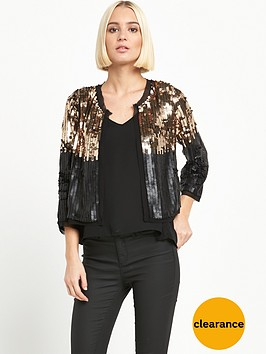 river-island-short-sleeve-sequin-bolero
