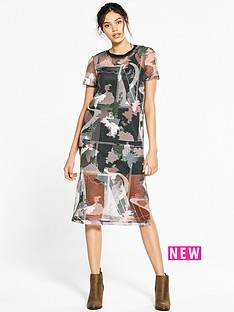 river-island-river-island-mesh-print-double-layer-tshirt-dress