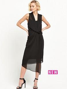 river-island-wrap-front-dress-black