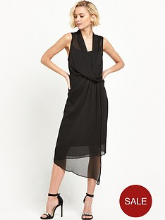 river-island-wrap-front-dress-black