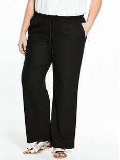 so-fabulous-curve-wide-leg-linen-trouser-black