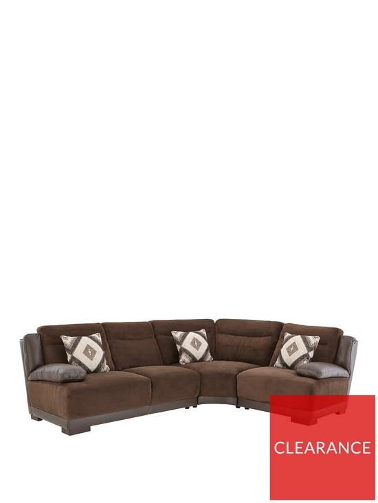 Terrific Blaze Right Hand Corner Group Sofa Dailytribune Chair Design For Home Dailytribuneorg