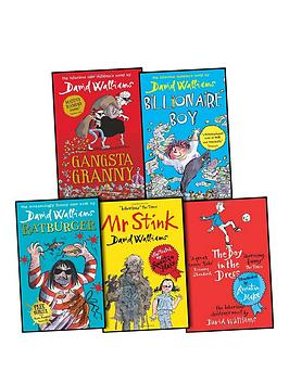 david-walliams-collection-5-books-box-set