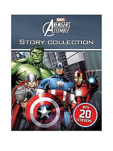 marvel-marvel-avengers-assemble-story-collection-book