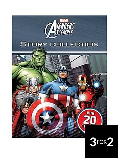 marvel-marvel-avengers-assemble-story-collection