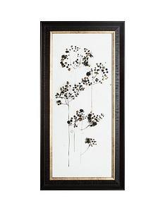 graham-brown-bloom-seed-head-metallic-framed-art