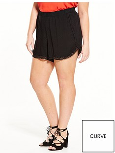 junarose-curve-crochet-trim-shorts-black