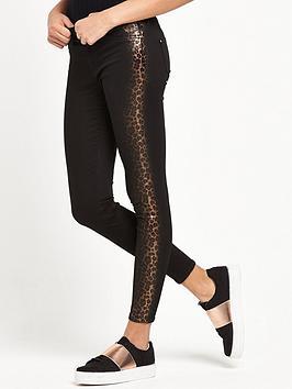river-island-molly-leopard-print-skinny-jean