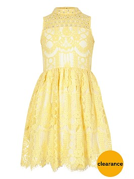 river-island-girls-yellow-lace-diamante-p