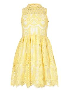 river-island-girls-yellow-lace-diamante-prom-dress