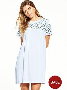 little-white-lies-fleur-dress-blue