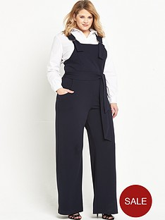 lost-ink-curve-pinafore-jumpsuit-navy